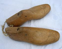 9b4d93e8750e30 Embauchoirs - Formes pour chaussures. Embauchoirs_semmelle_fer